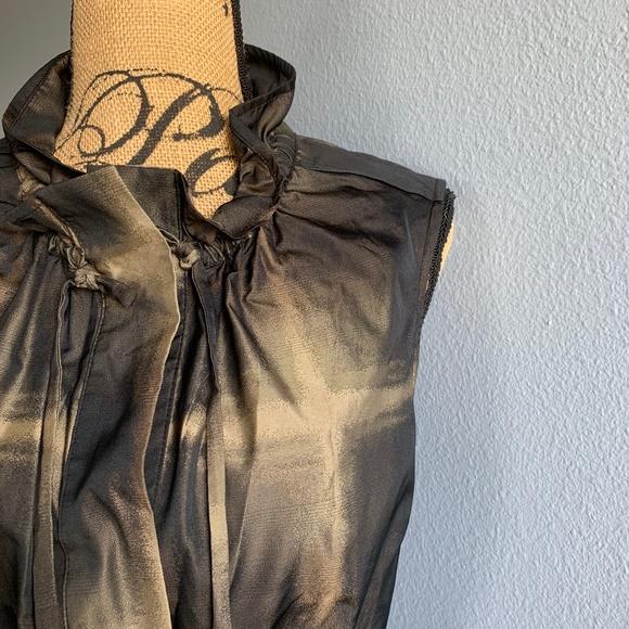 L.A.M.B. Dresses & Skirts - L.A.M.B Fall 2007 Taffeta Dress Size 12